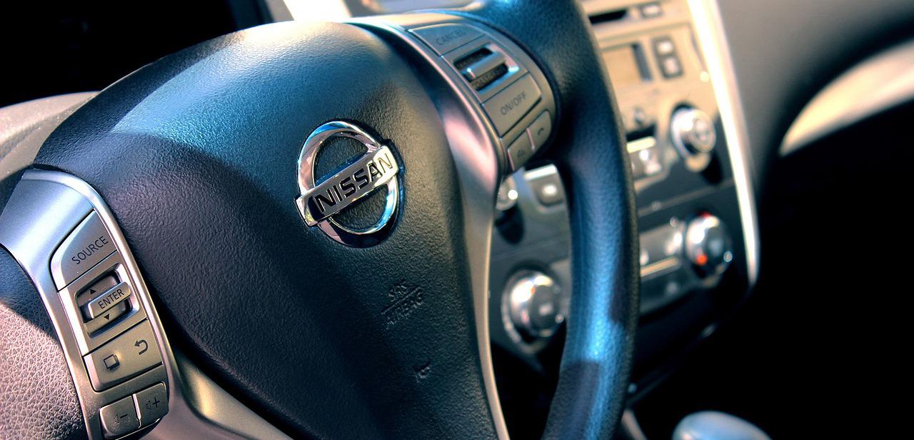 Nissan stuur